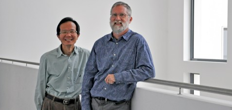 Chih-Kuang Lin and Mark Anthony Reynolds