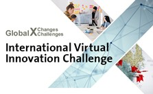Werbeteaserbild für die International Virtual Innovation Challenge