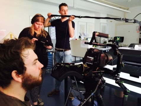 Praxisworkshop zum Thema digitales Video mit DSLR