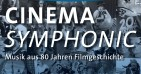 Konzertflyer Cinema Symphonic