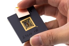 Ein Open-Source-Halbleiter-Chip (Foto: Wikipedia/ Dcoetzee)