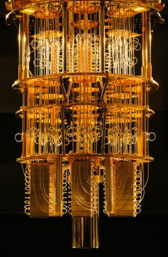 Ein IBM Quantum Computer (Foto: IMB Research/Flickr)