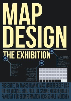 Map Design - the Exhibition
