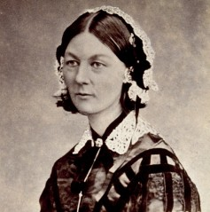 Florence Nightingale (Bild: The London Stereoscopic Photographic Company Ltd/Wellcome Collection, CC BY 4.0)